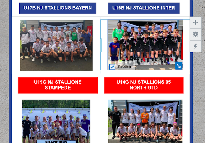 NJ Stallions Academy | Home