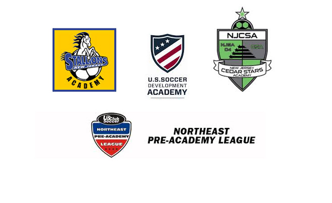 NJ Stallions Academy & NJCSA  Continue Preacademy Affiliation For U11 & U12 Boys!